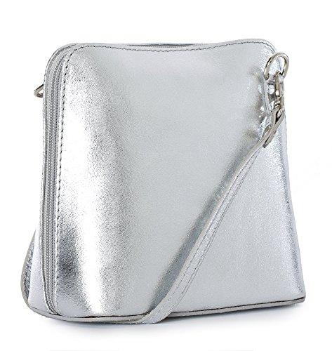 Silver Pour Bandoulière Sac S London Femme Craze Tqpv1Yn