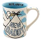 Best Enesco Dad Mugs - Enesco - New Daddy Stork Mug Review