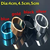 Metal Male Dick Cock Cage Penis Rings Chastity Bondage Slave in Adult Games, Fetish Erotic Sex Products Flirting Toys for Men blue45mm
