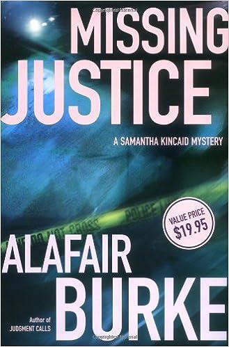 Missing Justice (Samantha Kincaid Series Book 2)