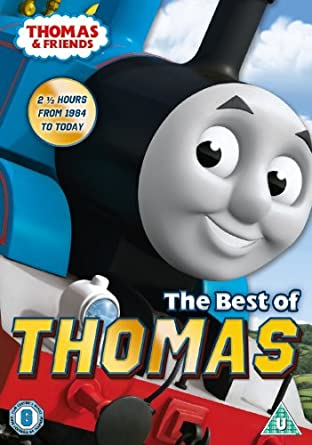 thomas friends the best of thomas dvd amazon co uk michael