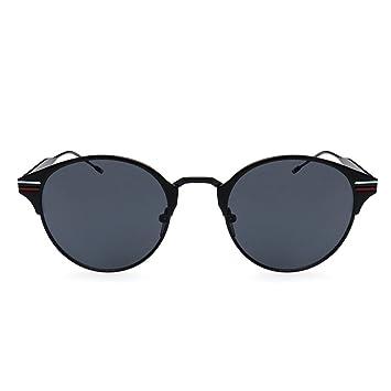 Wkaijc Plain Glas Metall Rahmen Männer Und Frauen Sonnenbrillen Bequem Personalisiert Retro Lässig Kreativ Sonnenbrille ,B
