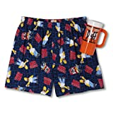 Simpson's Boxer in Plastic Duff Beer Mug Size Men's Small