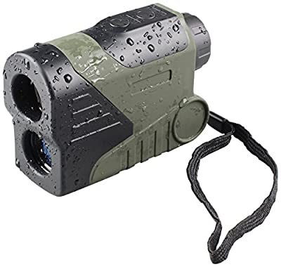 Luna Optics 1000m Laser Rangefinder Plus Speed Meter from Sportsman Supply Inc.