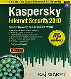 Kaspersky Internet Security 2010 1-User