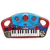 Marvel Comics Spiderman Clavier Électronique Musical Piano Enfants Jouet Pour Garçon Orgue Instrument