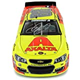 Lionel Racing Autographed Dale Earnhardt Jr 2017 Axalta ServiceKing 600 Starts NASCAR 1:24 Scale Diecast