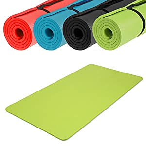 TecTake Yogamatte Gymnastikmatte Boden Fitness Sport Turnmatte Matte -diverse...