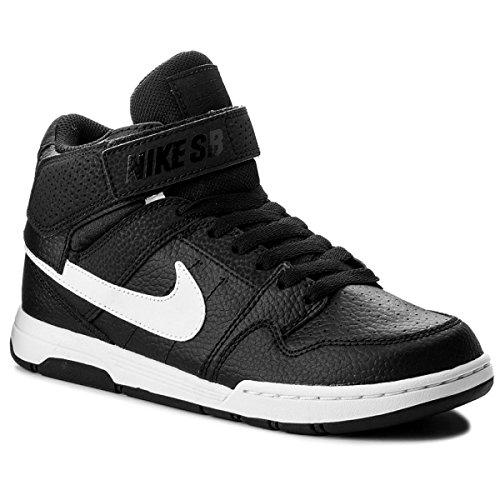 7fcd02e3b43c1 Nike SB Mogan Mid 2 JR (GS) Boys' Grade School Skate Shoes 645025-015 (12C)