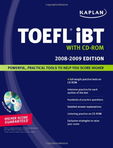 Inside the TOEFL IBT: Strategies and Practice to Help You Score Higher