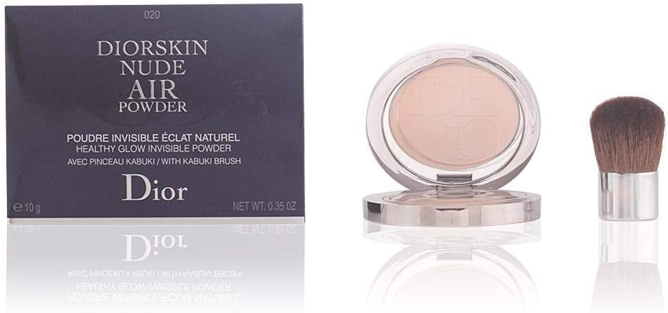Diorskin Nude Air Powder - # 030 Medium Beige by Christian Dior for Women - 0.35 oz Powder.