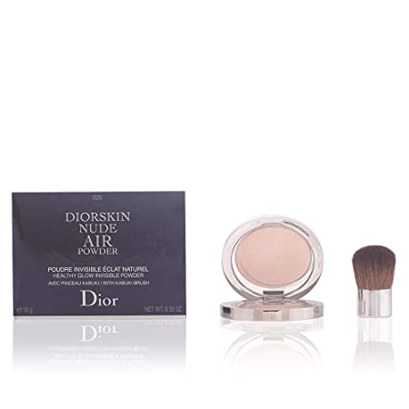 Diorskin Nude Air Powder – 030 Medium Beige by Christian Dior for Women – 0.35 oz Powder.