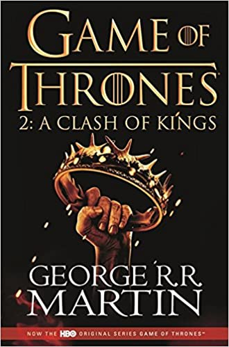 Buy A Clash of Kings (A Song of Ice and Fire) Book Online at