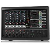 Behringer PMP560M Europower 500-Watt 6-Channel Powered Mixer