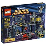 LEGO Super Heroes The Batcave 6860 (Discontinued by manufacturer)