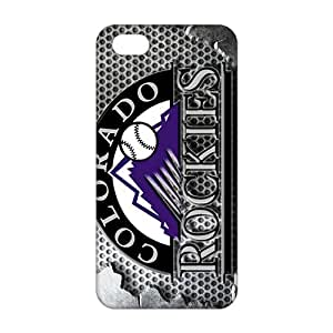 3D Case Cover Colorado Rockies Phone Case for iPhone 5s