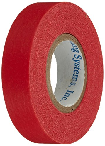 neoLab 2-6105 neoTape-Beschriftungsband, 13 mm, 12,7 m lang, Rot