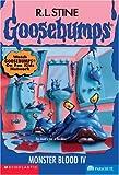 Monster Blood - IV (Goosebumps - 62)