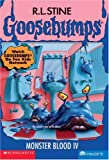 Monster Blood IV (Goosebumps)