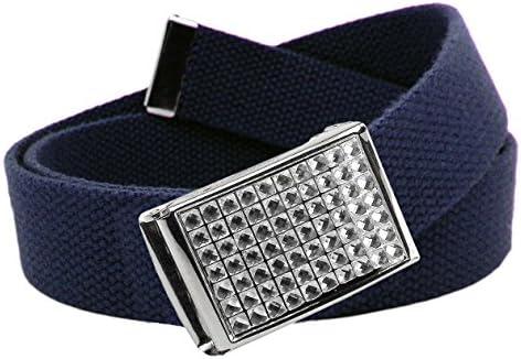 Crystal Buckle Adjustable Belt Uniforms product image