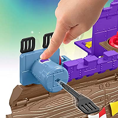 Fisher-Price Imaginext Spongebob Squarepants, Krusty Krab Kastle: Toys & Games