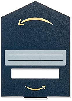 Amazon.com Gift Card In A Mini Envelope (Navy & Gold) 4