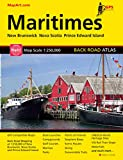 Maritime Atlantic Canada Back Road Atlas