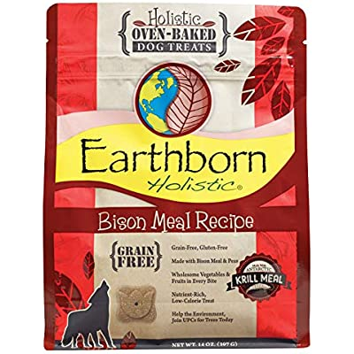 Earthborn Holistic Dog Treats
