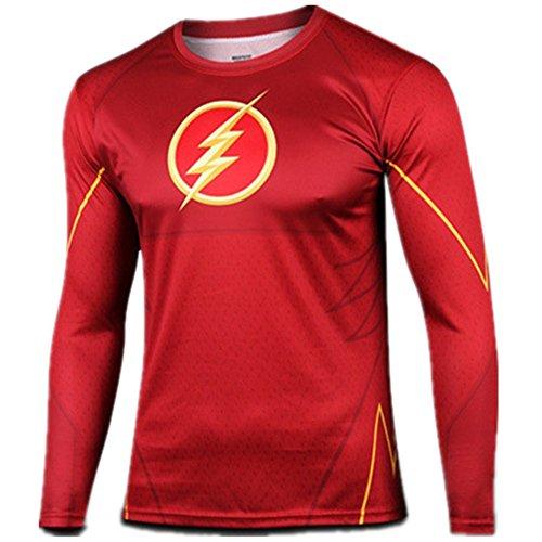 Carin Shazam Flash Sleeve T shirt product image