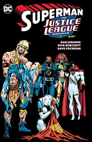Superman and Justice League America Vol. 2