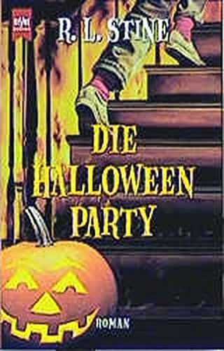 Die Halloween-Party (Furcht-Strabe Reihe #18)