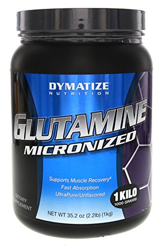 Dymatize Micronized Glutamine 35.2 oz