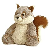"Aurora World Sweet and Softer 12"" Squiggle Squirrel"