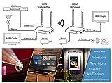 Micca Wireless HDMI Extender 1080P Full HD 330ft