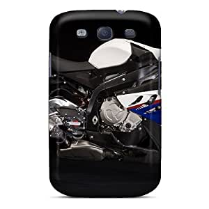 Tpu Fashionable Design Bmw S1000rr Motorcycles Rugged Cases Covers For Galaxy S3 New