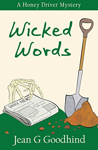 Wicked Words: A Honey Driver Murder Mystery (Honey Drive Mysteries)