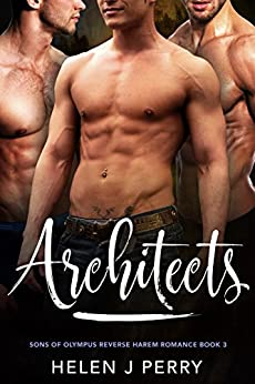 Architects: Sons of Olympus Reverse Harem Romance by [Perry, Helen J]