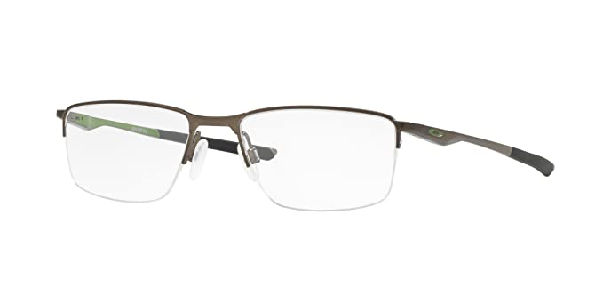 ced06a9be1 Amazon.com  Oakley - Socket 5.5 (52) - Satin Pewter Frame Only  Clothing