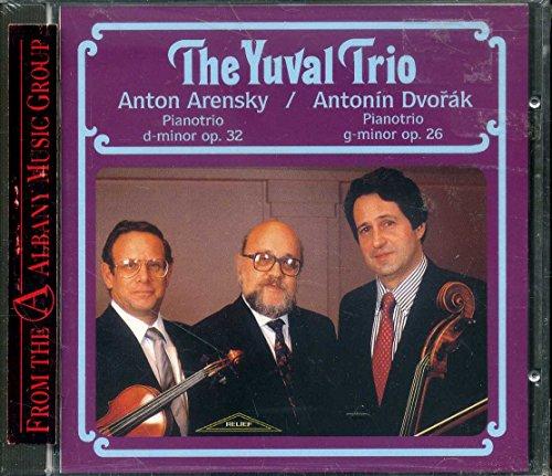 Yuval Trio - Anton Arensky & Dvorak: Piano Trios (A-20)