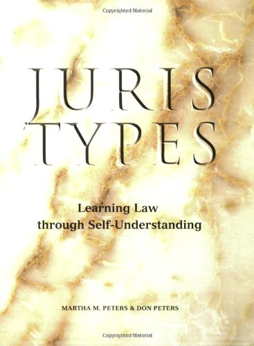 Juris Types: Learning Law Through Self-Understanding