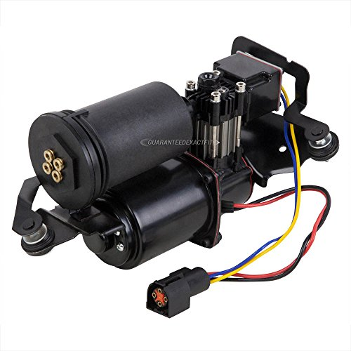 Air Suspension Compressor W/Drier For Lincoln Town Car 1998-2002 - BuyAutoParts 78-10016AN New
