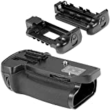 Neewer Power Vertical Battery Grip Holder MB-D14 Replacement for DSLR Nikon D600 D610 DSLR Camera, Compatible with EN-EL15 Battery