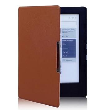 Kindle Funda, Hansee® Magnética Auto Sleep - Funda de piel Para ...