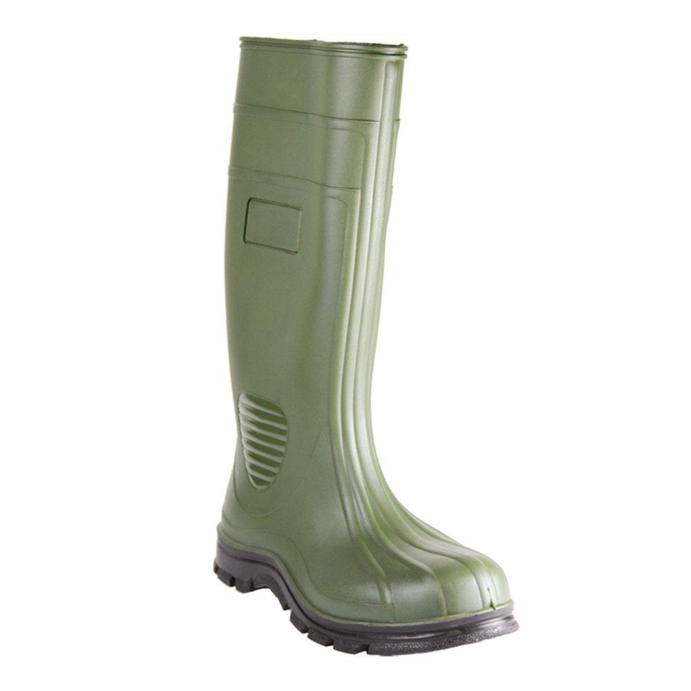 Heartland Footwear 70656-12 Self Evacuating Lug Comfort Tuff, Size-12