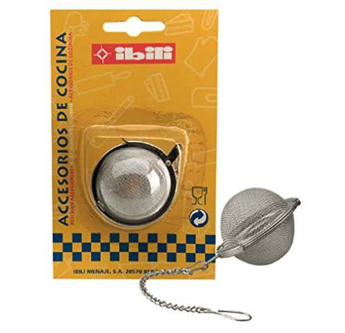 Ibili Tea Ball, Silver, 4 cm 761600