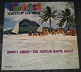 Tahiti, Yesterday and Today- Recorded in Tahiti By Gaston Guilbert (1965)