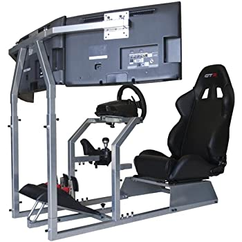 Amazon Com Openwheeler Racing Wheel Stand Cockpit Black