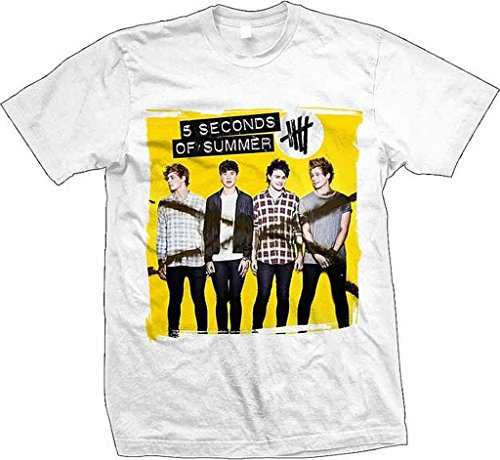 5 Seconds of Summer Album T-Shirt