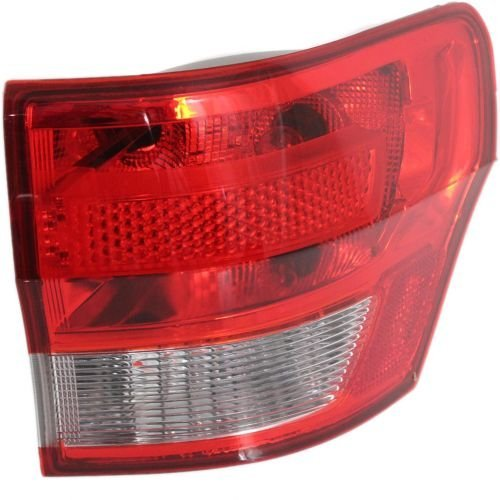 Depo 333-1960R-AF Tail Light Assembly (JEEP GRAND CHEROKEE 11-13 PASSENGER SIDE NSF) ()