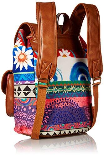 Desigual Damen Handtaschen BOLS DAKAR HAPPY BAZAR 65X52E6 / 3041 neue Kollektion 2016